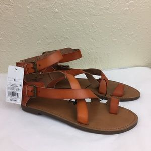 7d7a27dffe57 Universal Thread Shoes - New Universal Thread Maribella gladiator sandals